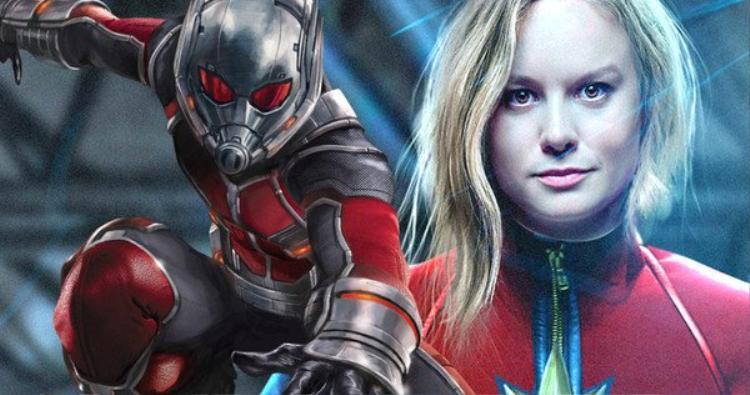 """Liệu kịch bản của """"Ant-Man"""" và""""Captain Marvel"""" có bị thay đổi bởi """"Infinity War""""?"""