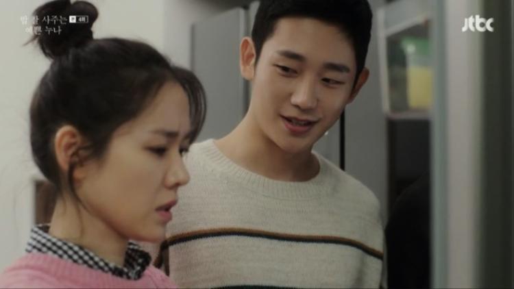 Tiến triển với tốc độ tên lửa, vừa xác nhận tình cảm, Jung Hae In đã rủ Son Ye Jin đến nhà?