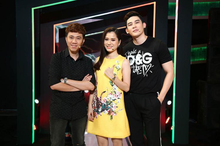 Bên cạnh đó còn có sự góp mặt của diễn viên hài Lâm Vỹ Dạ, Anh Đức và người mẫu Minh Trung.