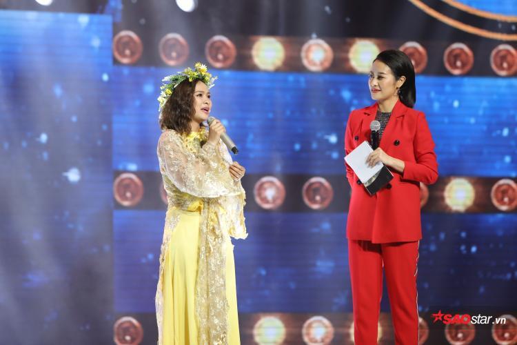 Khánh Ly nhận được 17/21 bình chọn từ hội đồng giám khảo.