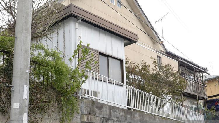 Bên ngoài căn nhà ông Yamasaki. Ảnh: Getty Images