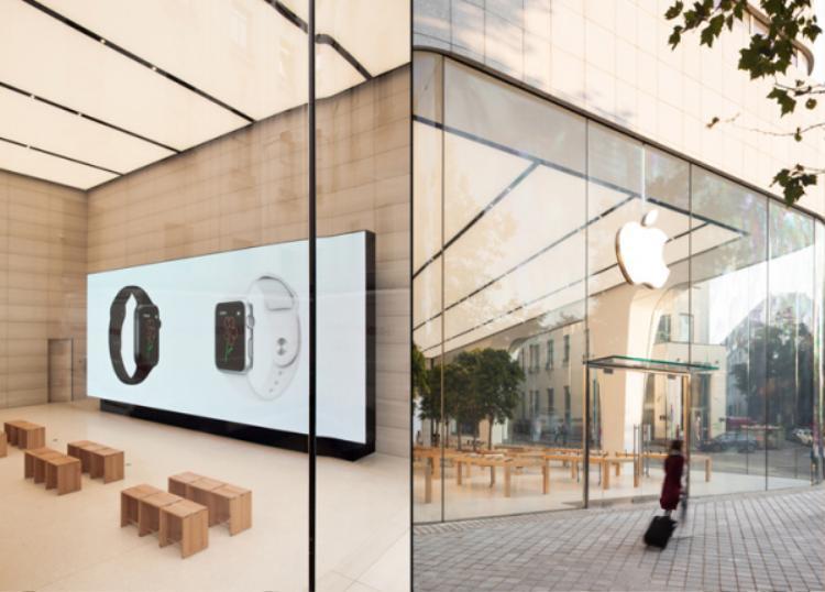 Vòng quanh thế giới, ngắm 10 Apple Store đẹp như trong mơ
