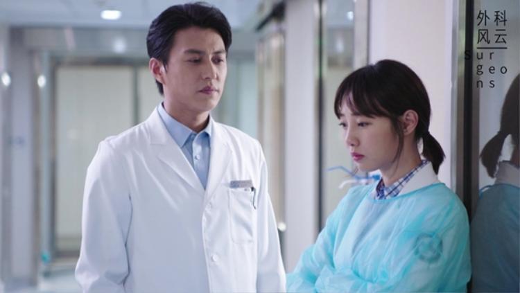 Bộ phim về đề tài y khoa đóng cặp với Cận Đông của cô vẫn nổi tiếng dù dính scandal