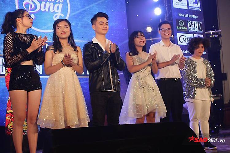 Top 6 thí sinh xuất sắc nhất cuộc thi