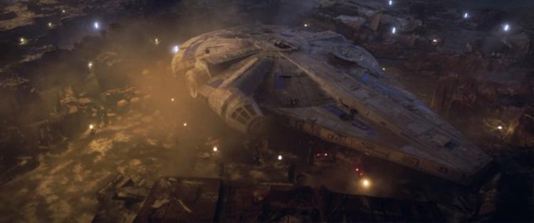 Solo: A Star Wars Story Phần phim ngoại truyện về Han Solo tung trailer và poster chính thức