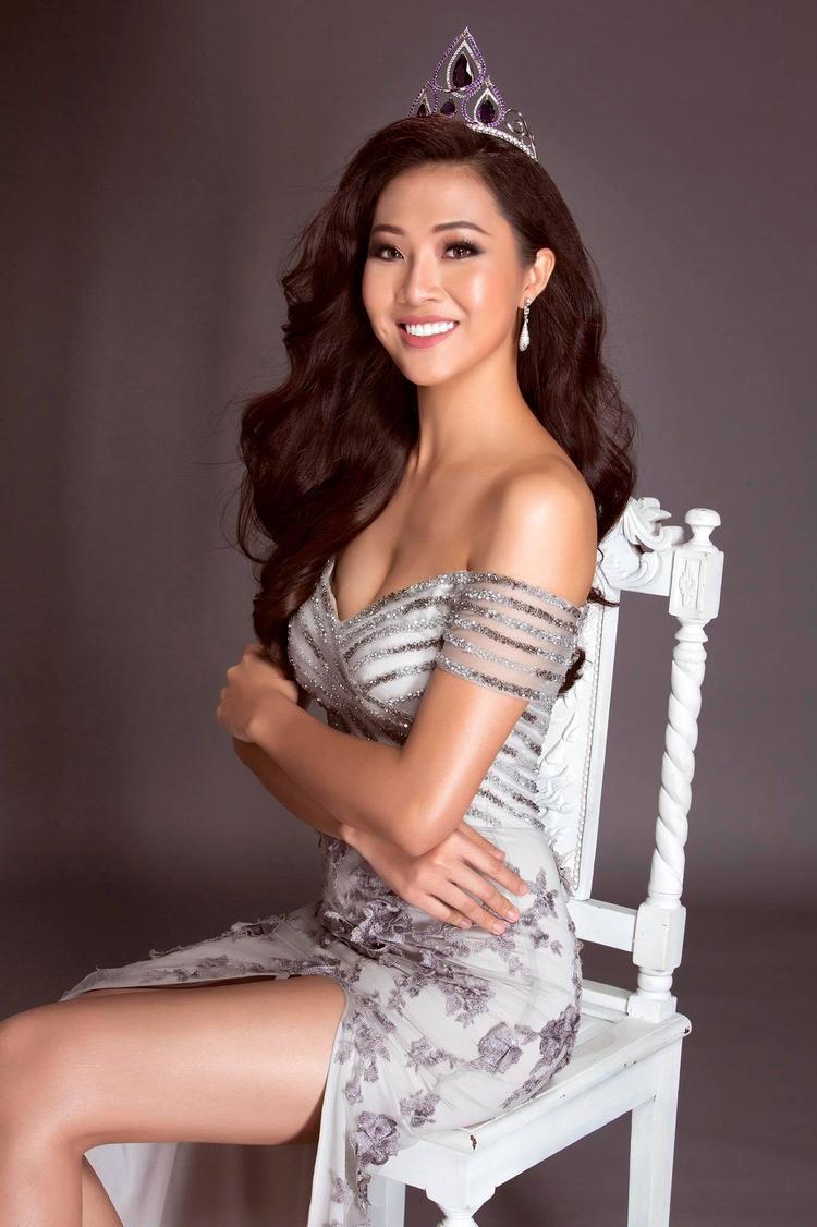 … và Trương Diệu Ngọc là 3 cái tên vinh dự được xuất hiện trong clip quảng bá của Hoa hậu Thế giới 2018.