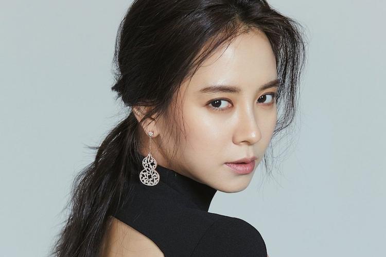 """Thành viên"""" Running Man"""" - Song Ji Hyo."""