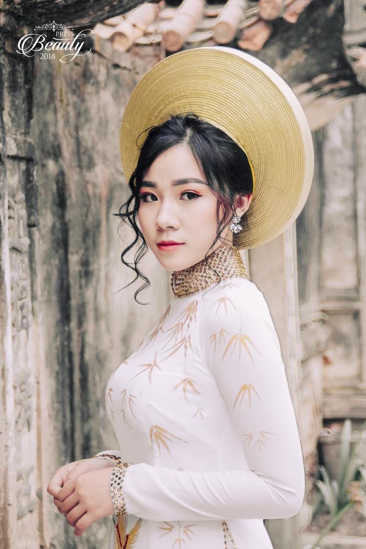 Minh Anh tuy là một thí sinh nhỏ tuổi hơn so với đàn chị, nhưng cô gái này khá quyết tâm khi đến với cuộc thi. Ngoài ra, cô bạn cũng mong muốn sau cuộc thi, bản thân cô sẽ trưởng thành và học hỏi được nhiều điều mới lạ.