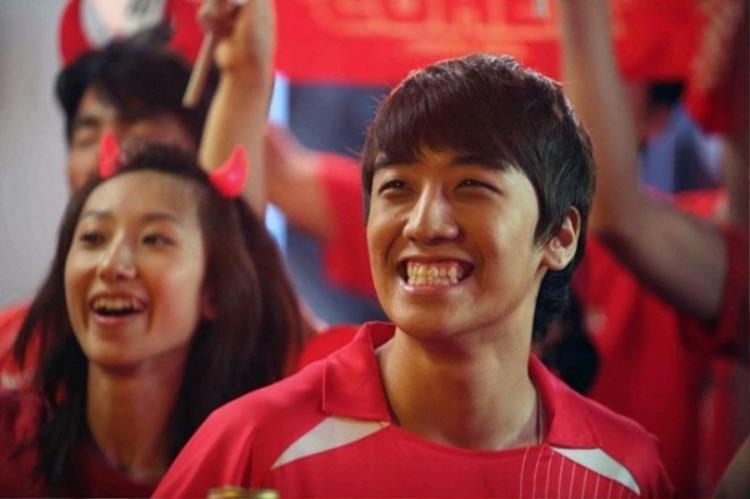 """Seungri đảm nhận vai diễn đầu tiên trong """" Why Did You Come To My House"""" (2009)."""