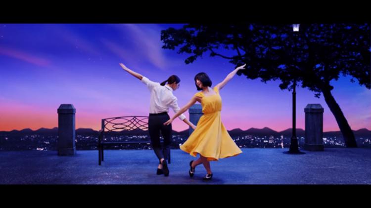 Làm một màn nhảy múa đầy lãng mạn cùng người yêu trên vùng đất hạnh phúc của riêng mình.