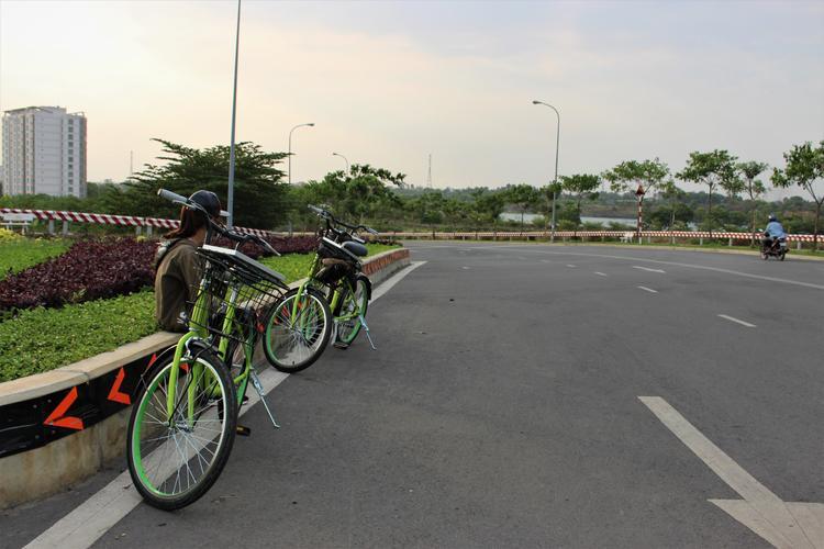 Xe đạp công cộng là một dự án cộng đồng nhằm thu hút, hưởng ứng phong giao thông công cộng thân thiện môi trường.
