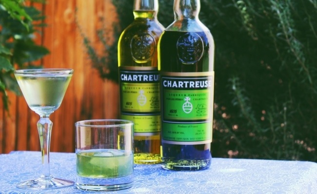 RượuChartreuse. Ảnh: Getty Images