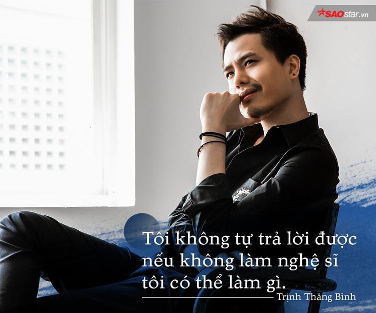 Trịnh Thăng Bình: Đôi lúc nhớ nghề, muốn hát nhưng cuộc sống là phải hy sinh