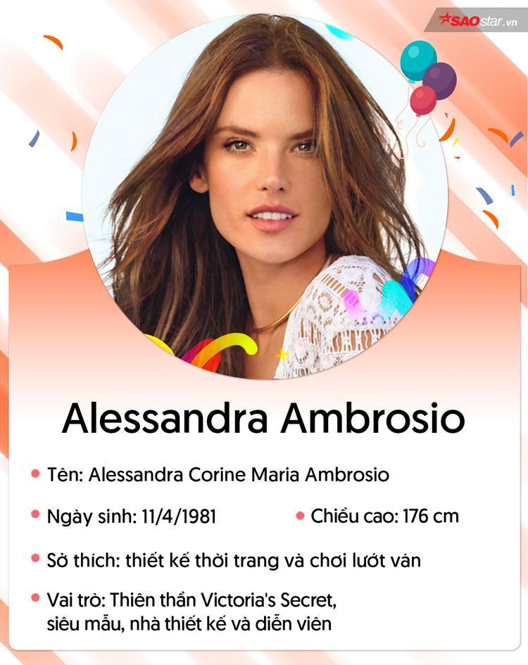 Alessandra Ambrosio  đôi cánh thiên thần Victorias Secret 17 năm cuối cùng cũng hạ xuống