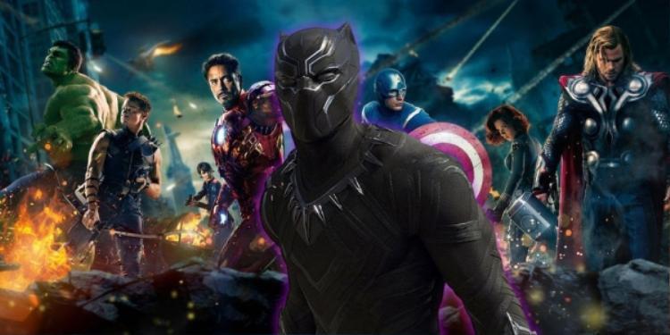 Tạm biệt Avengers (2012), Black Panther là vị vua mới của dòng phim siêu anh hùng
