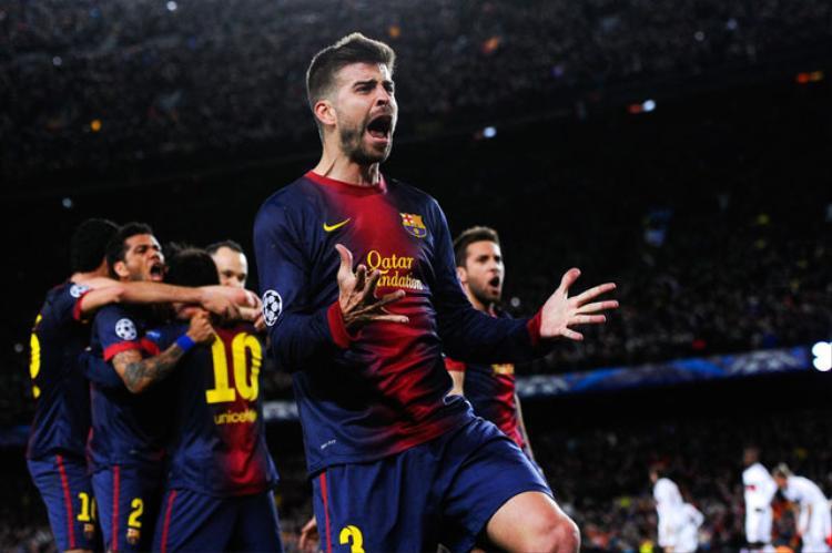 Barcelona vs AC Milan (Vòng 1/8 Champions League 2012/13). Ở trận lượt đi, AC Milan đã dễ dàng đánh bại đối thủ với tỷ số 2-0. Thế nhưng, đến trận lượt về, đội bóng Italia đã để thất bại 0-4 trước Barca và đành ngậm ngùi nhường quyền đi tiếp cho đối phương. Ở trận lượt về, Lionel Messi (5′, 39′), David Villa (55′) và Jordi Alba (90+2′) là những người đã điền tên mình lên bảng tỷ số.