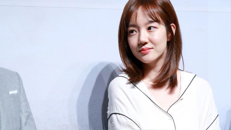 """Nữ chính """"Xin lỗi anh yêu em"""" - Im Soo Jung."""