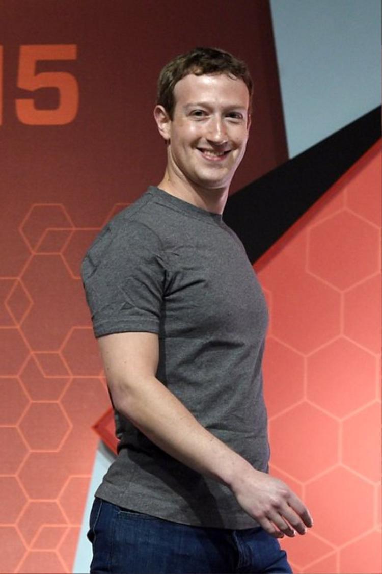 Đây là trang bị ưa thích của ông chủ mạng xã hội lớn nhất hành tinh.