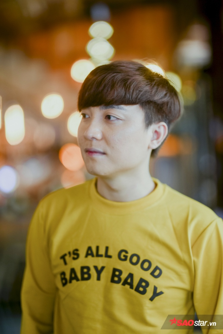 Thành viên đội HLV Quang Lê từng nhiều lúc muốn bỏ nghề vì chán nản nhưng… có nghiệp ca hát đã đeo đẳng anh đến bây giờ.