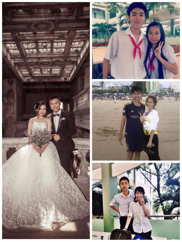 Bao năm trôi qua, ngoảnh lại người đó vẫn luôn bên cạnh. Ảnh: Nguyễn Hải Triều.
