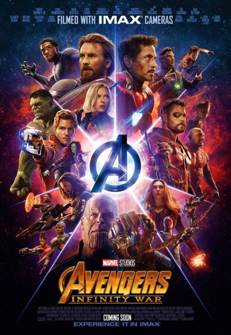 Bảo Anh là đại diện duy nhất của Việt Nam sang Singapore gặp gỡ dàn cast Avengers: Infinity War