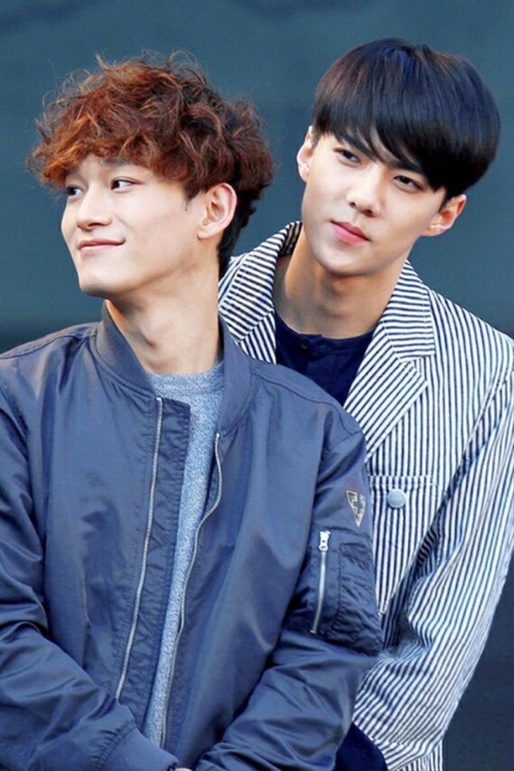 """""""Sehun à, em là vua của sự trung thành đó"""" - Chen từng khẳng định như thế trong 1 bài phỏng vấn."""