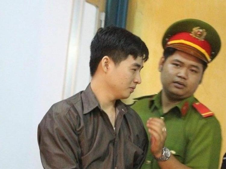 Bị cáo Quách Phước Hồ Tây.