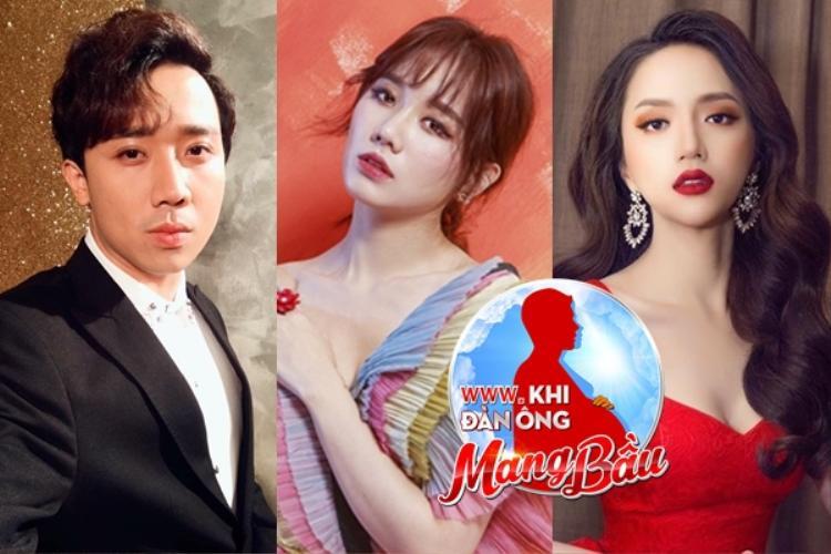 Mỹ nam 6 múi nào sẽ cùng Hương Giang bầu bì trong show thực tế mới?