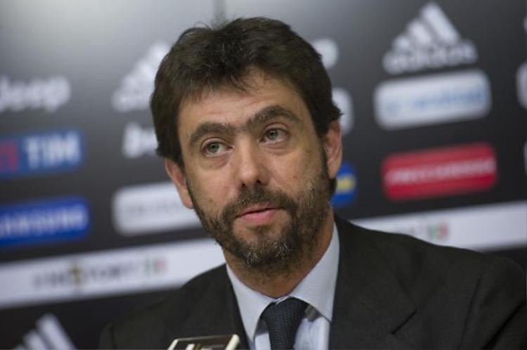 Chủ tịch Juventus tố trọng tài thiên vị Real Madrid