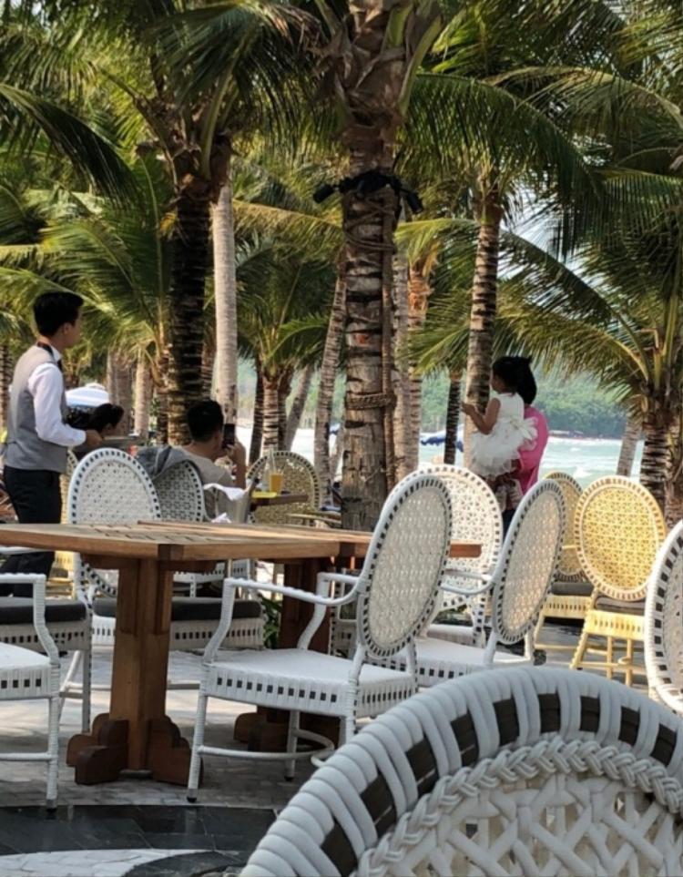 Gia đình Đại S đang có mặt tại Phú Quốc du lịch và nghỉ dưỡng.