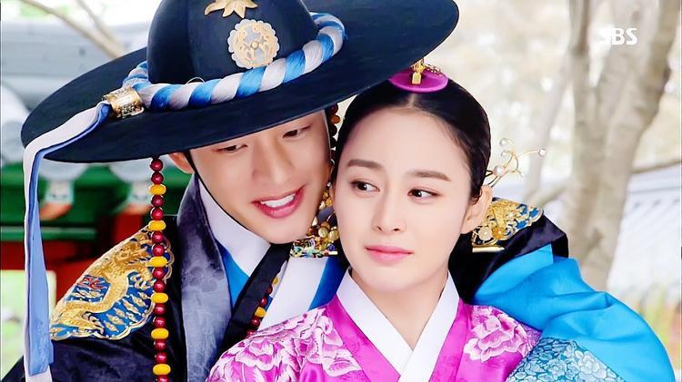 """Kết thúc có phần tiếc nuối nhưng khán giả vẫn yêu mến bộ phim cũng như cặp đôi tuyến chính bởi tình yêu ngọt ngào trong vai diễn của """"noona"""" Kim Tae Hee - Yoo Ah In."""
