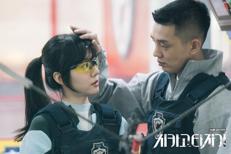 Yoo Ah In thủ vai Han Se Joo, một nhà văn nổi tiếng, chủ nhân của hàng loạt cuốn sách ăn khách.Im Soo Jung thủ vai Jeon Seol, một bác sĩ thú y tài giỏi, có tấm lòng vị tha, tốt bụng, nhiệt huyết và yêu đời. Cô còn là một người hâm mộ của Han Se Joo.