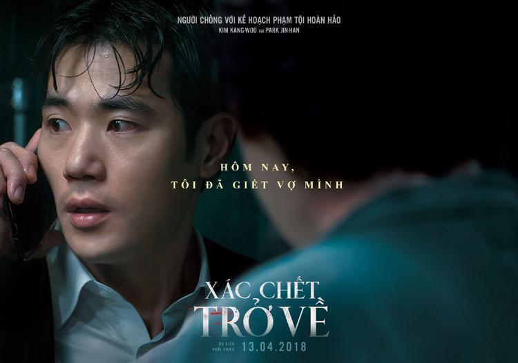 Xác chết trở về: Tiếp tục là một phim hack não người xem xuất sắc của biên kịch Hàn Quốc