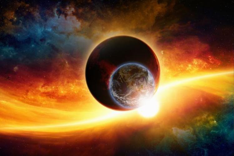 Vào ngày 23/4,Mặt Trời, Mặt Trăng và sao Mộc được cho là cùng hội tụ, tạo thành chòm sao Virgo, theo một số người tin vào thuyết âm mưu.Ảnh: iStockphoto