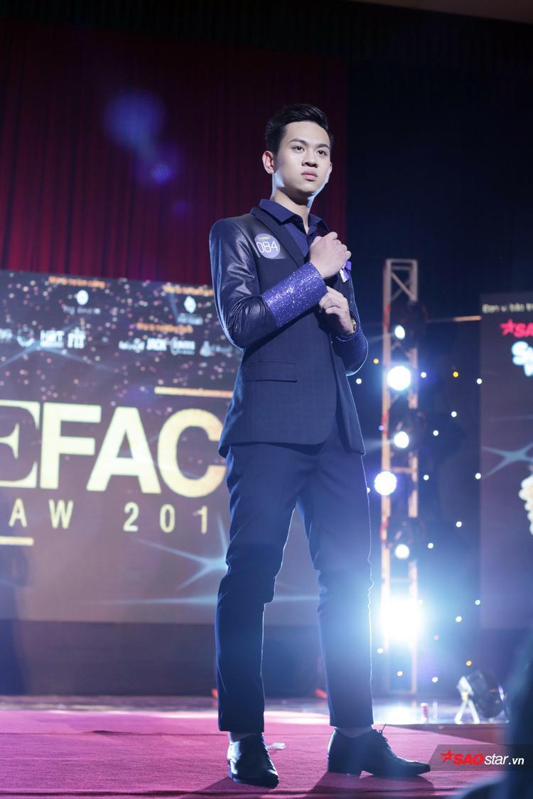 10 thí sinh đẹp bỏng mắt tranh tài gay cấn trong đêm chung kết cuộc thi The Face Of Law