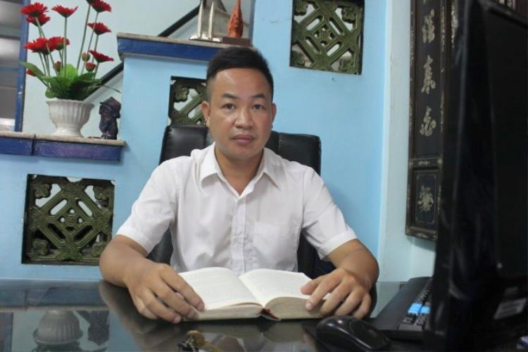 Luật sư Nguyễn Anh Thơm. Ảnh: Dân Việt