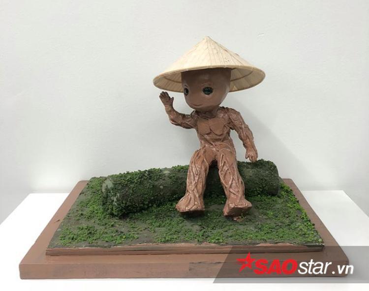 Mô hình Baby Groot