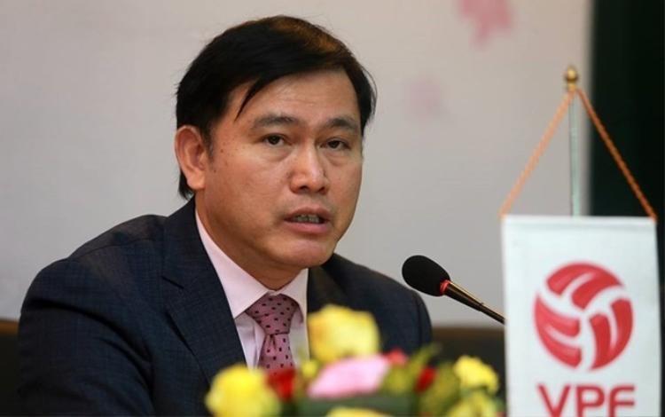 Bầu Tú muốn làm chức phó Chủ tịch VFF khóa VIII.