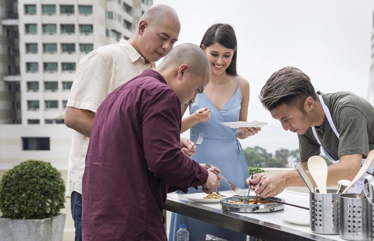 Quán quân Next Top châu Á chấm thi, Tạ Đình Phong lần đầu nếm mùi thất bại