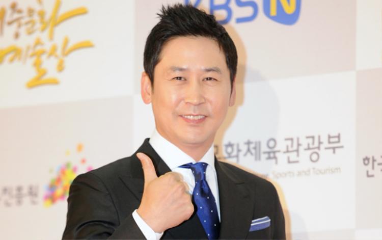 Shin Dong Yup.