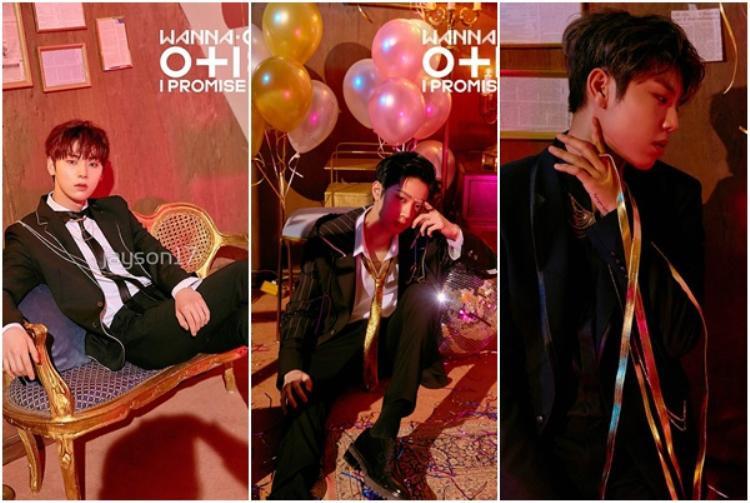 Vẫn tiếp tục là 3 anh chàng từ Wanna One: Minhyun, Kuan Lin và Woojin giữ vị trí 5, 6 ,7.