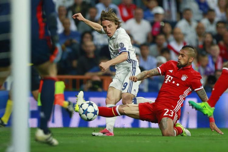 Bayern  Real: Hùm xám chờ ngày phục hận