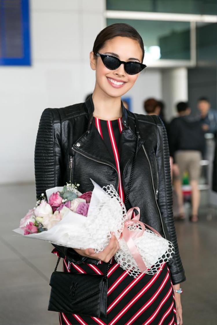 Tại Miss World 2013, Megan Young được một đội ngũ chuyên nghiệp chuẩn bị kỹ càng từng ly từng tý trước khi đến đấu trường nhan sắc lớn nhất hành tinh.