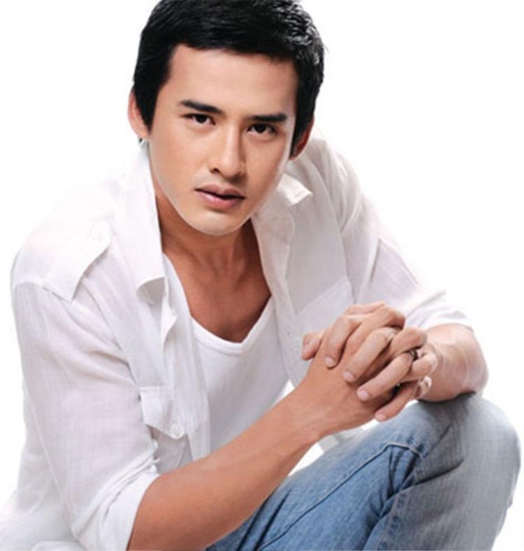 Gương mặt điển trai như tài tử TVB của Lương Thế Thành thời mới vào nghề.