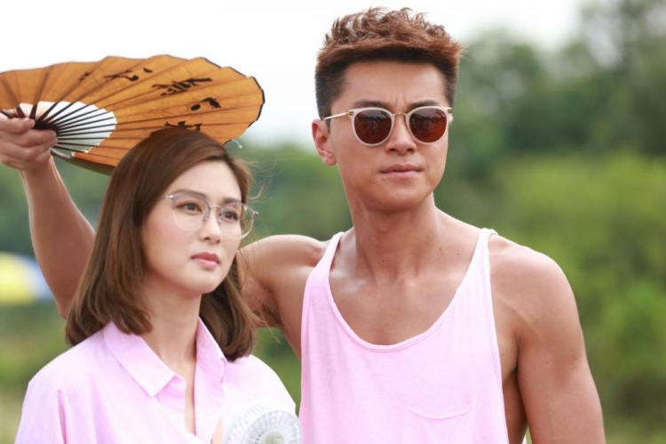 Sầm Lệ Hương và Huỳnh Hạo Nhiên