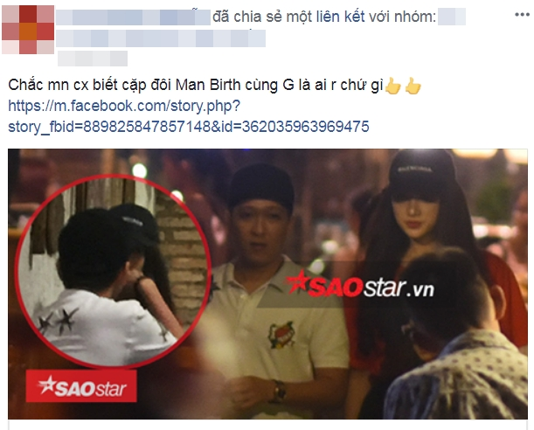 Các fan của Hương Giang cho rằng Trường Giang là người đồng hành cùng thần tượng trong show thực tế kế tiếp.