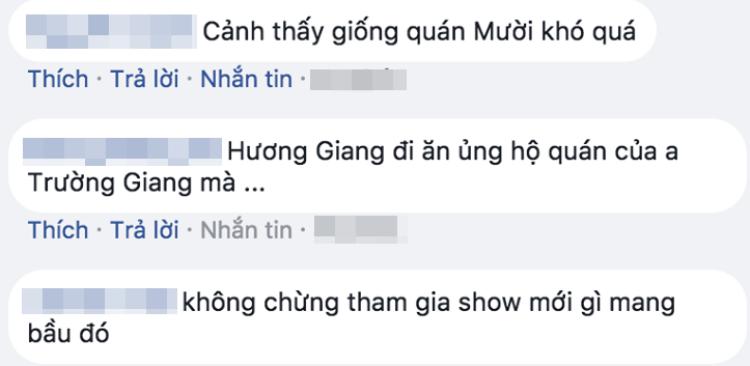 """Tinh ý nhận ra quán ăn Hương Giang ghé thăm là quán """"Mười Khó""""…"""