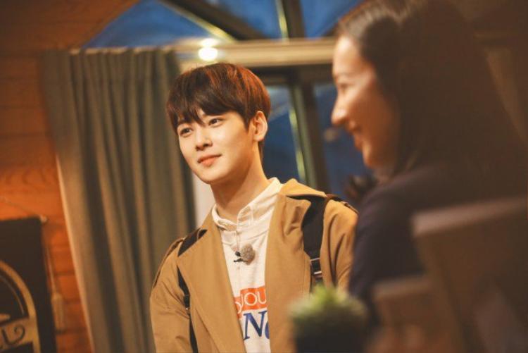 Vẻ ngoài lung linh đầy cuốn hút của Cha Eun Woo.