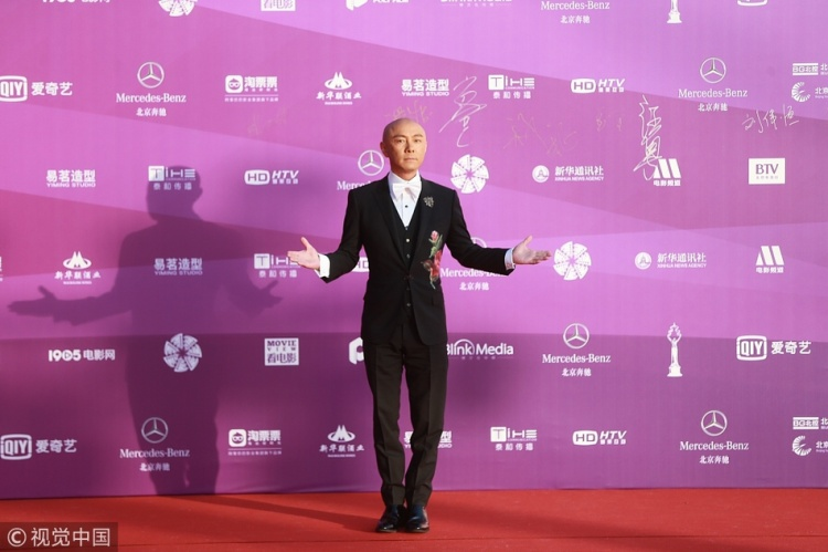 Ngôi sao nổi tiếng một thời của đài TVB - Hong Kong Trương Vệ Kiện.