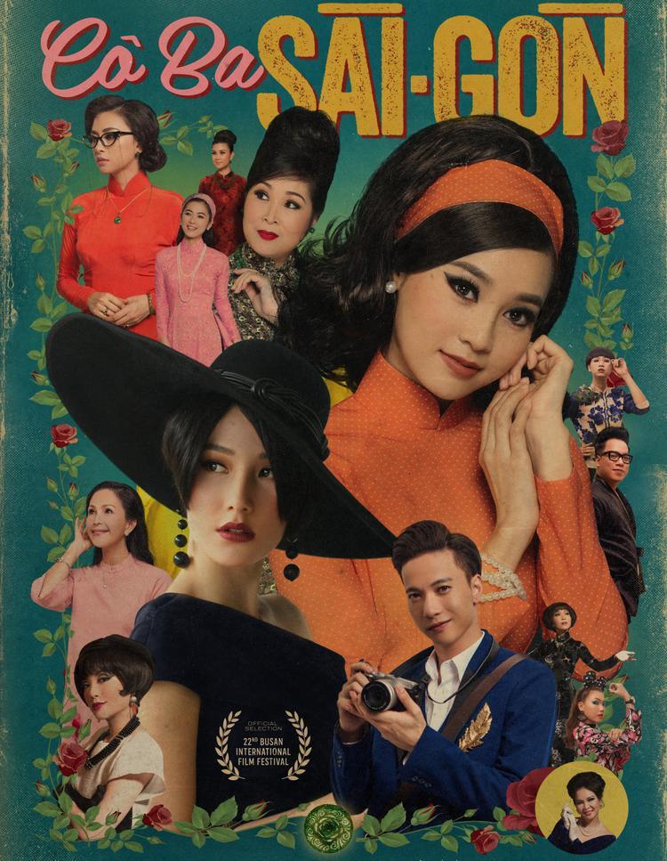 """Bộ phim có doanh thu khủng """"Cô Ba Sài Gòn"""" giành chiến thắng cuối cùng với chiếc cúp Cánh Diều Vàng 2017."""